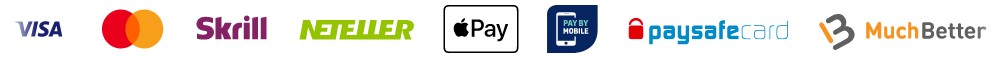 Casumo Casino Payment Methods