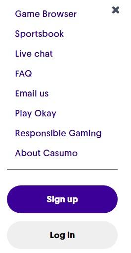 Casumo Casino Registration Guide 01