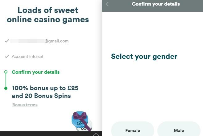 Casumo Casino Registration Guide 06