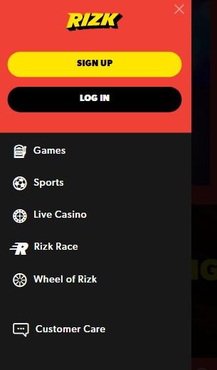 Rizk Casino Registration Guide 01