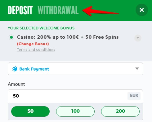 Rizk Casino Withdrawal Guide