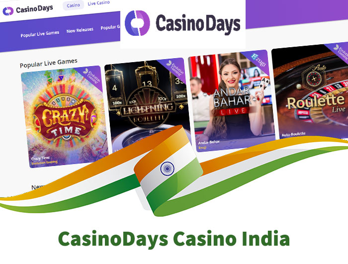 CasinoDays india