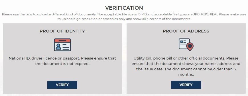 Nyspins Account Verification 02