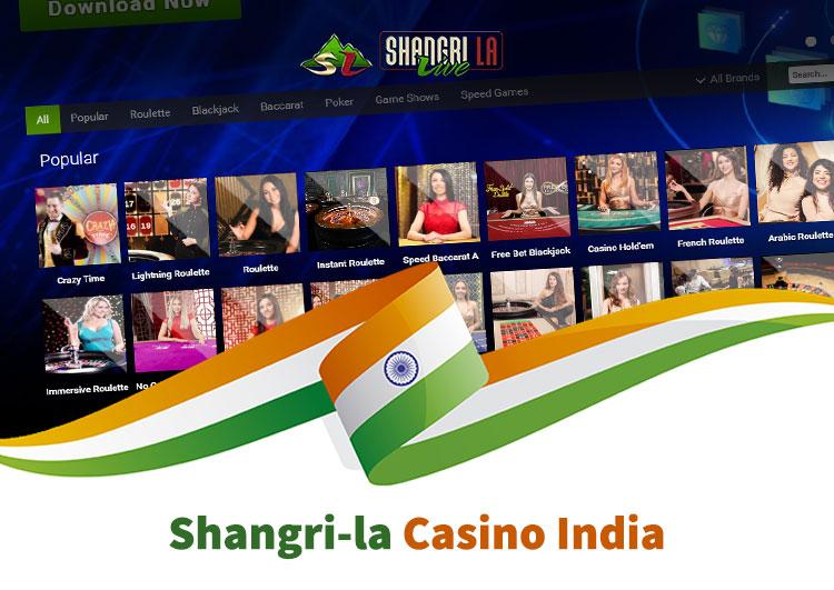 Shangri-la India