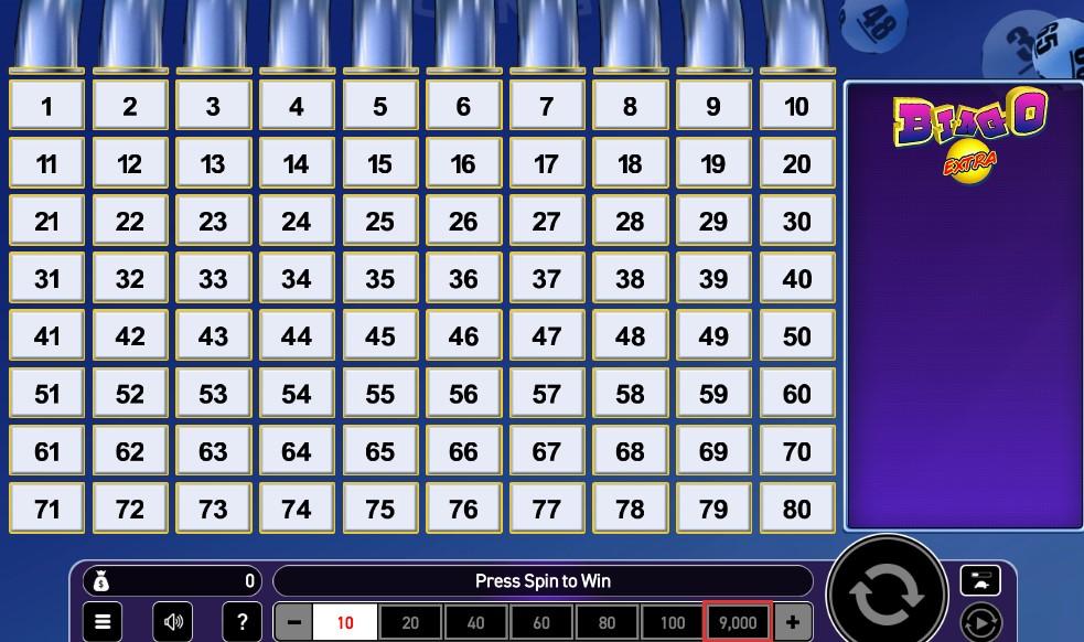 Shangri-la Online Bingo