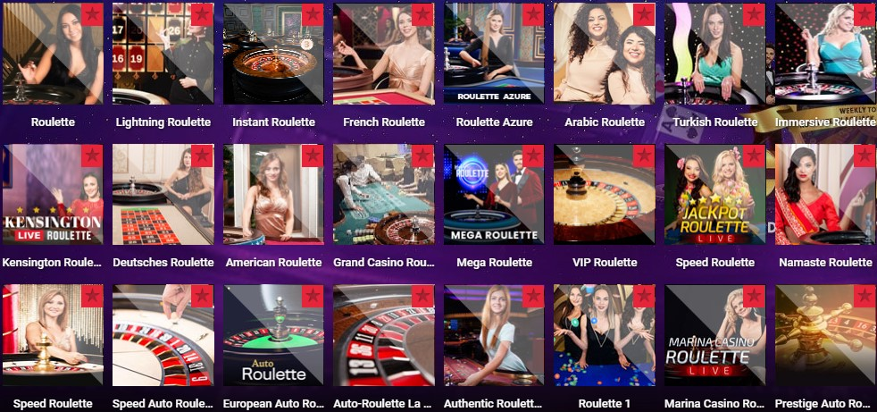 Shangri-la Online Roulette