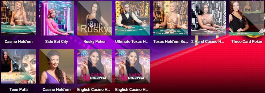 Shangri-la Real Cash Poker