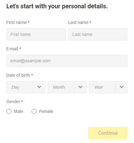 UniBet Registration Guide 03
