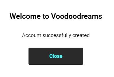 Voodoo Dreams Registration Guide 14
