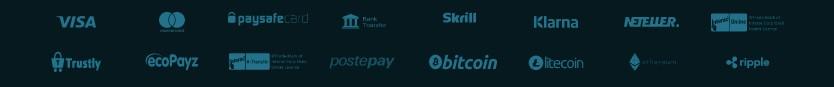 Wazamba Payment Methods