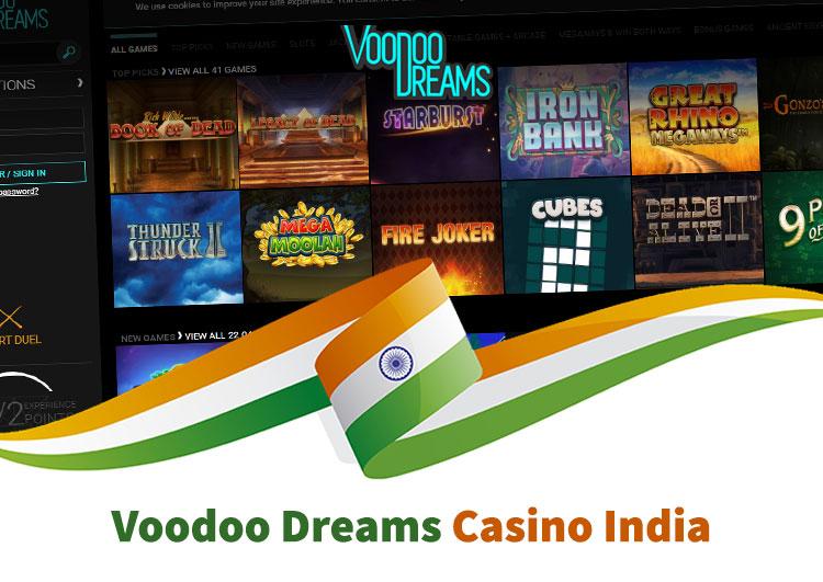 voodoo dreams india
