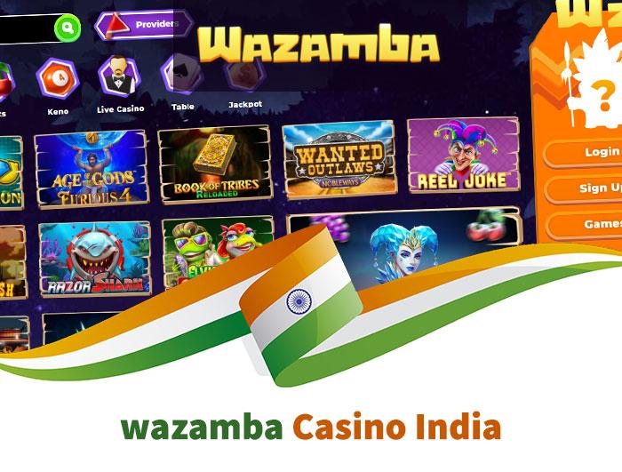 wazamba india