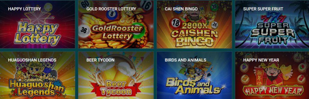 22Bet Online Bingo