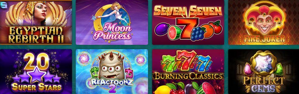 22Bet Online Slots