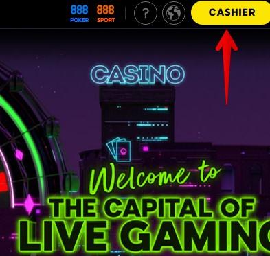 888 Casino Uber Handy Einzahlen