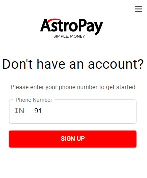 AstroPay Registration Guide 02