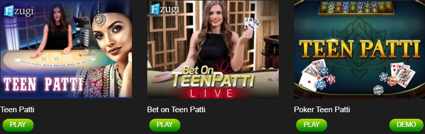 JungleRaja Teen Patti Live