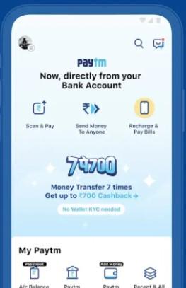 PayTM Registration Guide