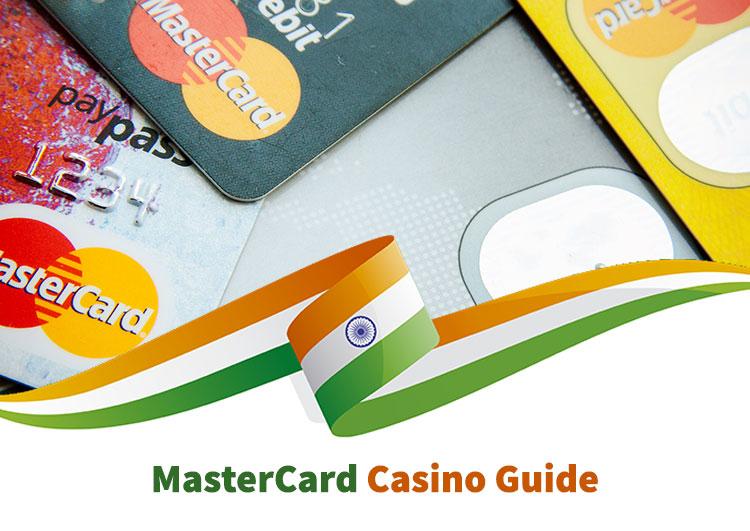 MasterCard casino guide