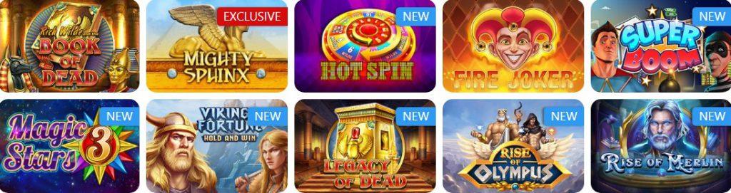 Mr Play Online Slots