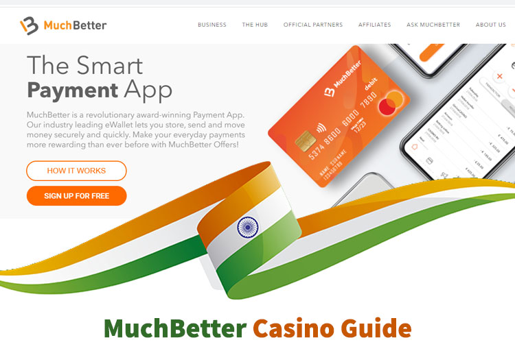 MuchBetter casino guide