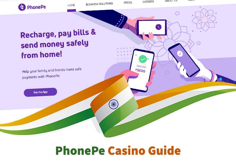 PhonePe casino guide