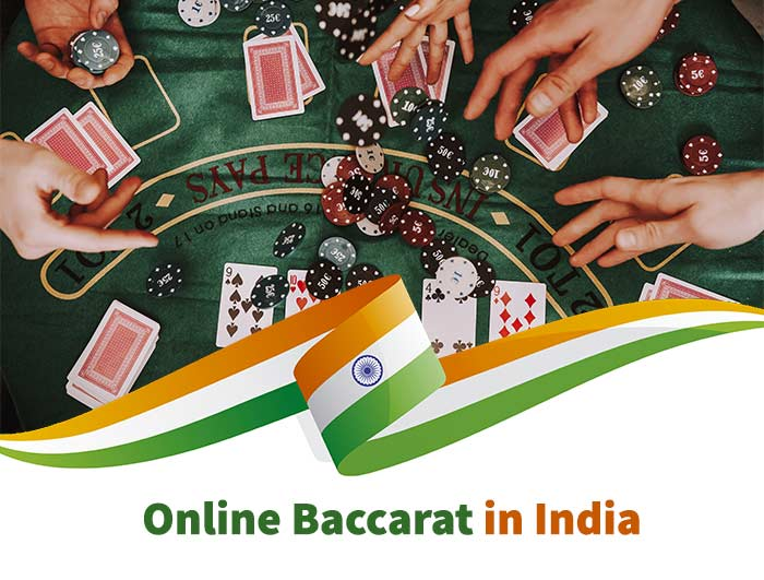 online baccarat in India