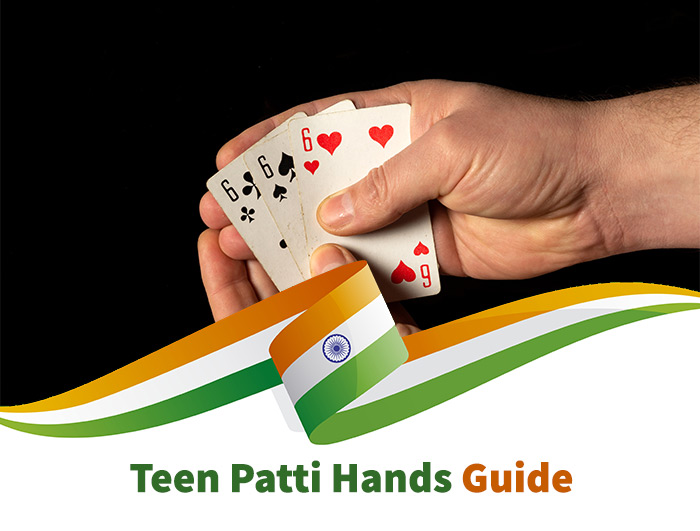 Teen Patti Hands in india