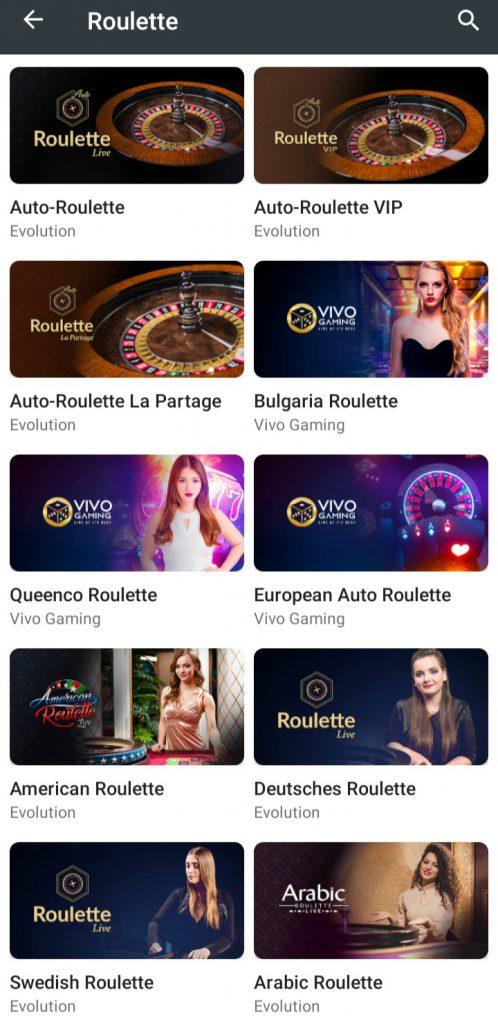 10Cric App Roulette